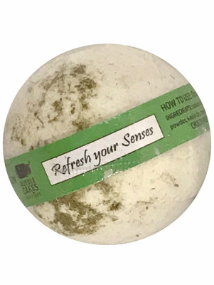 Refresh your Senses Bath Bomb