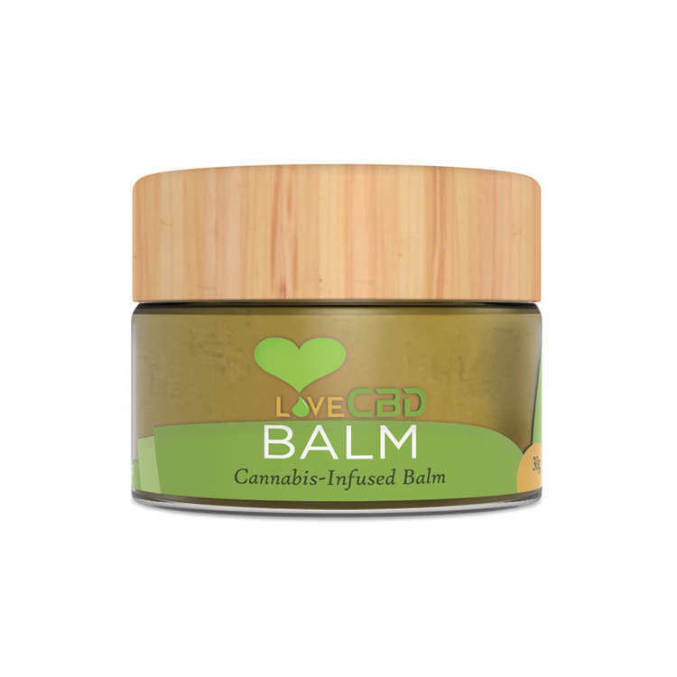 LOVE CBD BALM 30mg LoveCBDBalm30mg