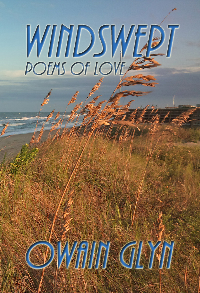 Windswept - Poems of Love - Signed by the Author