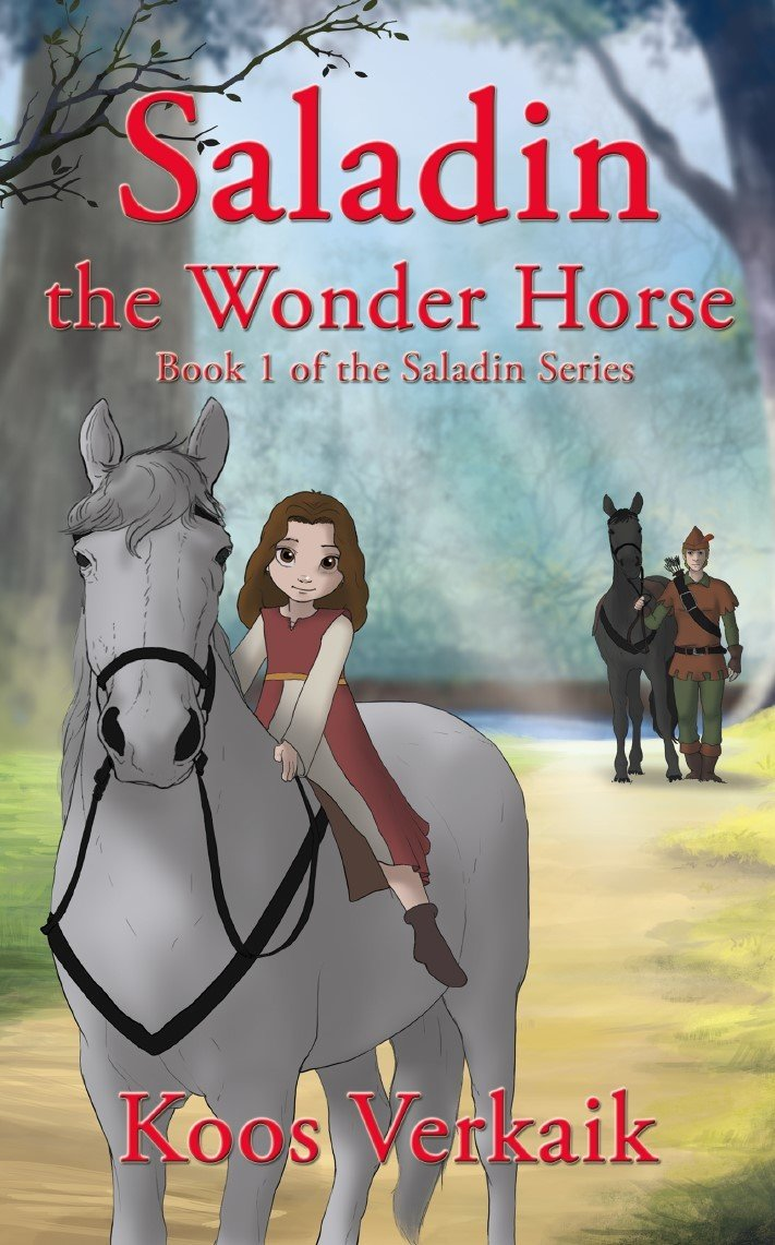 Saladin the Wonder Horse - Book 1