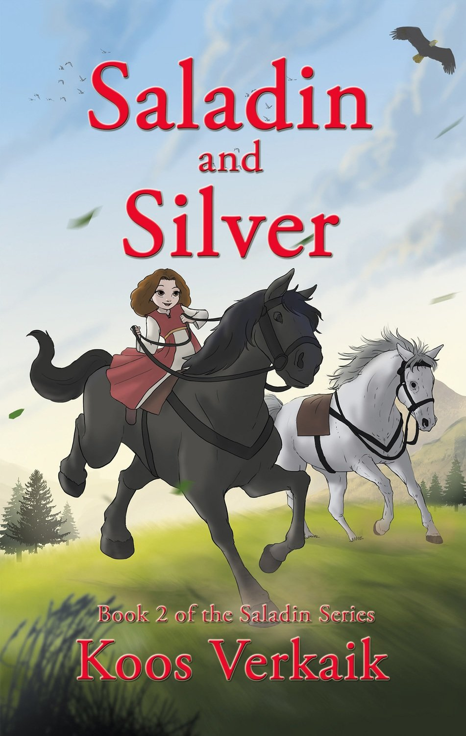 Saladin and Silver - Book 2