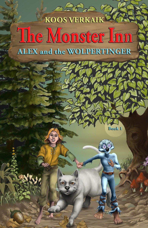 The Monster Inn - Alex and the Wolpertinger
