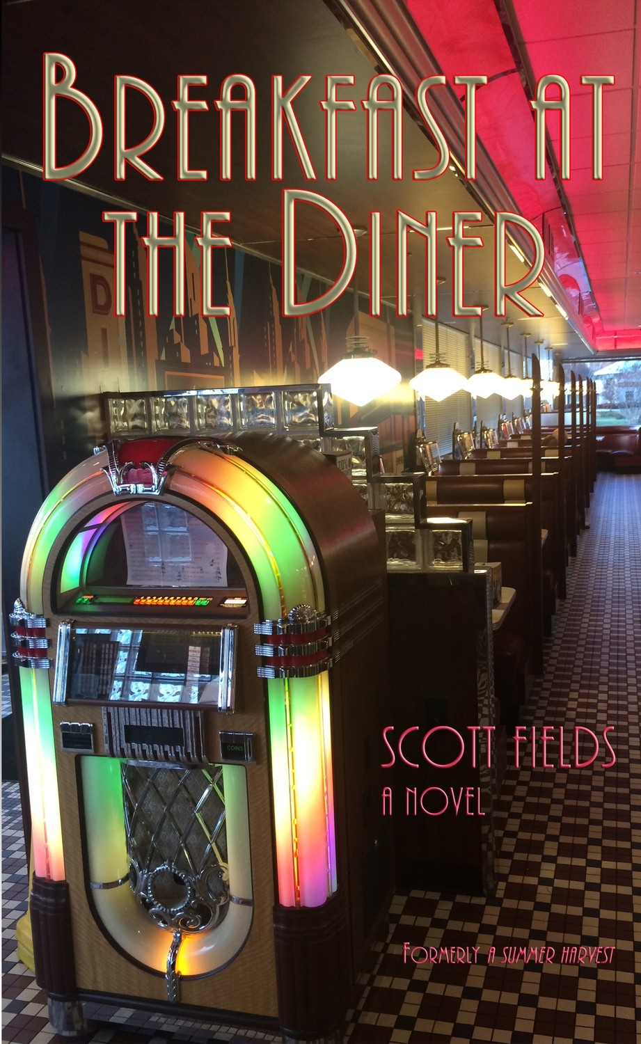Breakfast at the Diner by Scott Fields