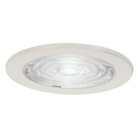 White Recessed Lighting Trim