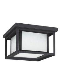 Black LED Ceiling Mount