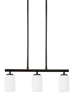 Blacksmith Three Light Pendant
