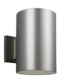Painted Brushed Nickel LED Wall Mount