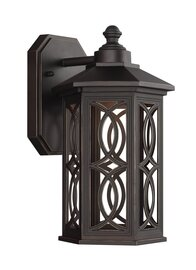 Antique Bronze LED Wall Mount