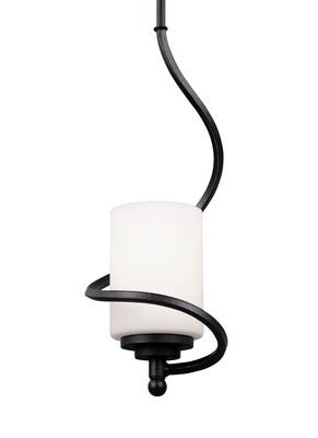 Blacksmith One Light Mini Pendant