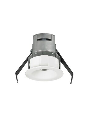 White LED Recessed Lighting