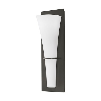 Oil Rubbed Bronze LED Wall Sconce