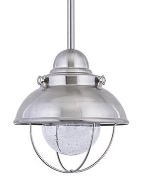 Brushed Stainless LED Pendant