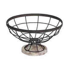 Beachcomber Metal Basket