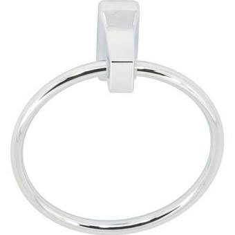 Candlestick Park Chrome Towel Ring T-297797