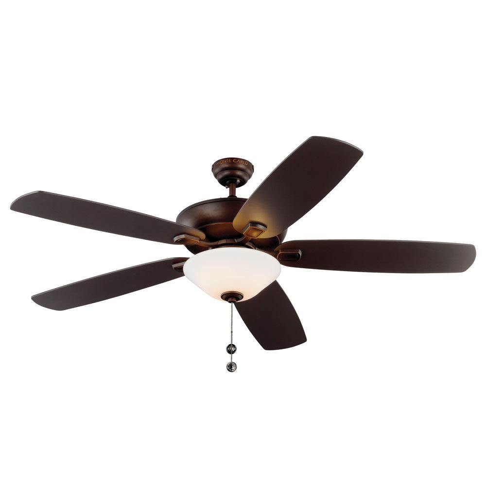 "Colony Super Max Plus Brushed Steel 60"" Fan T-115069"