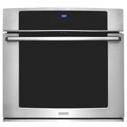 """Electrolux Stainless Steel Electric 30"""" Single Wall Oven B-319185"""