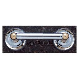 Paramount Chrome/Brass Tip Holder