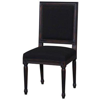 Renee Black Dining Chair