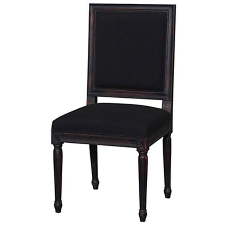 Renee Black Dining Chair T-600078