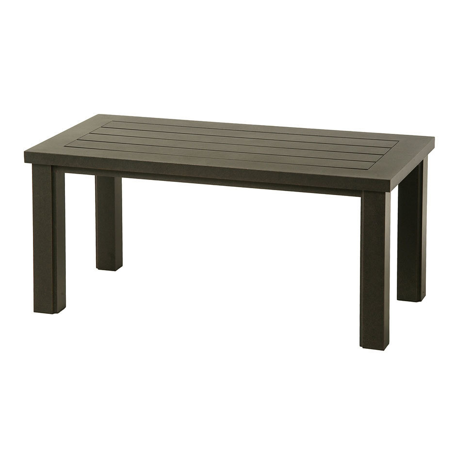 Sherwood Terra Mist Rectangular Coffee Table