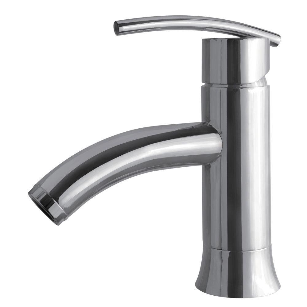 Sweep Chrome Single Handle Lavatory Faucet