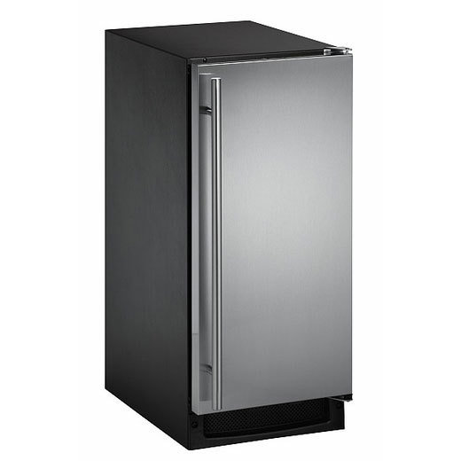 U-Line Stainless Steel Clear Icemaker T-999002
