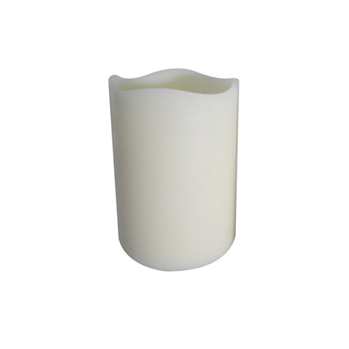Vanilla Scented Timed Led Candle B-702042