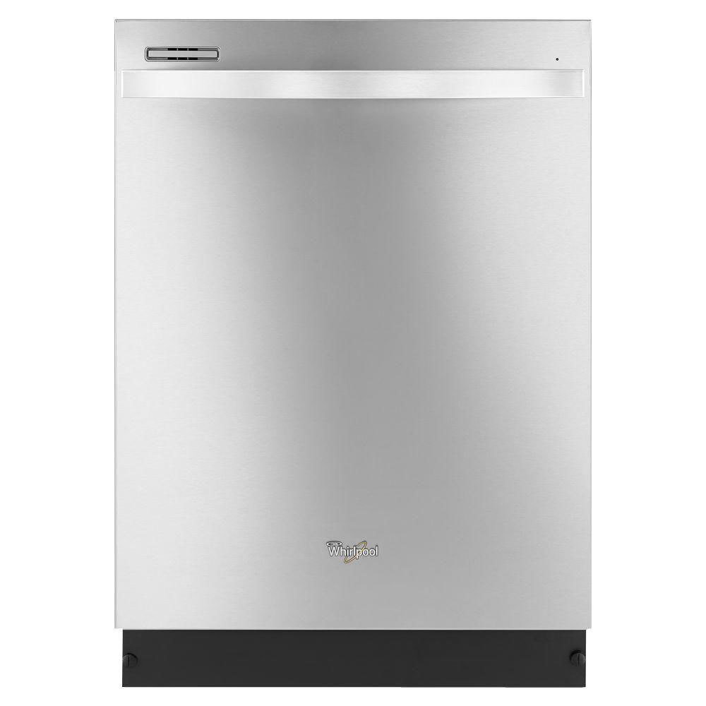Whirlpool Stainless Steel Dishwasher T-591235