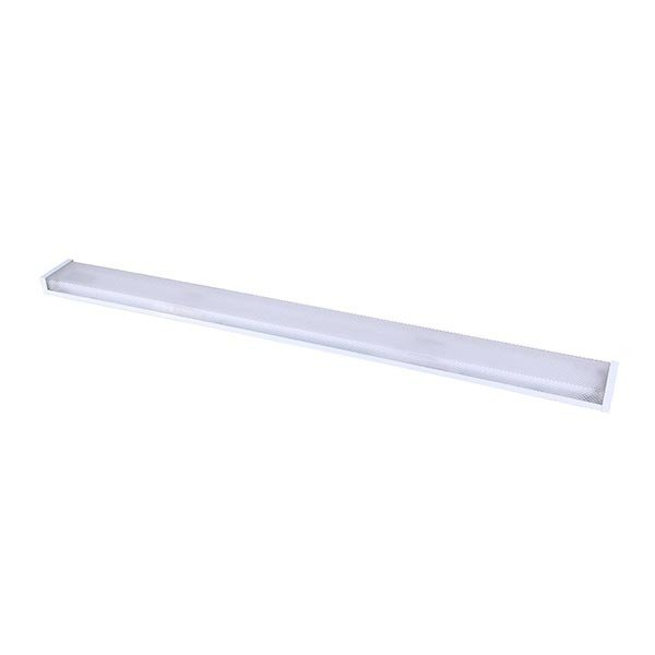 White 4' Fluorescent Wrap Light B-215026