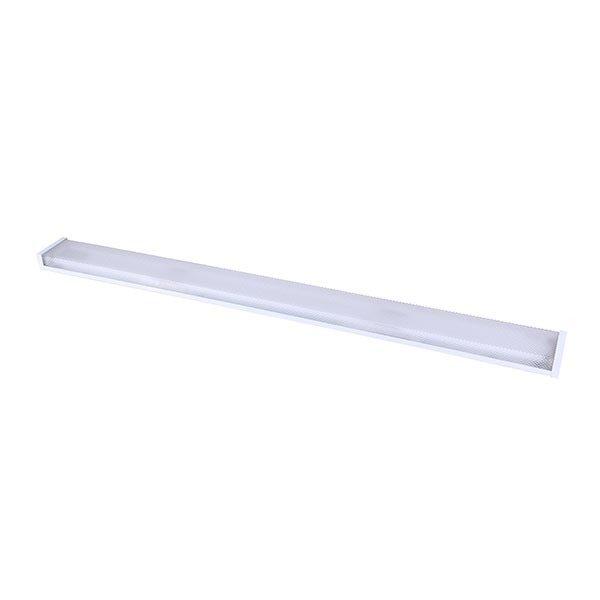 White 4' Fluorescent Wrap Light T-215026