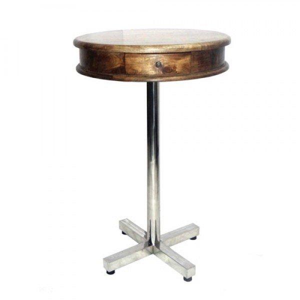 Wood Top Pub Table B-702395