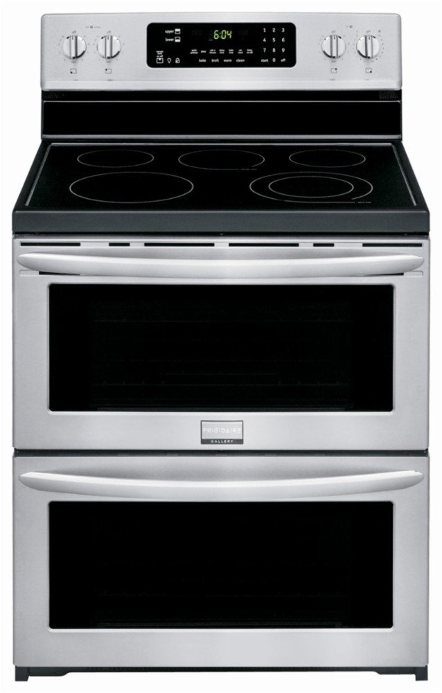 Gallery Self-Cleaning Freestanding Double Oven Electric Range