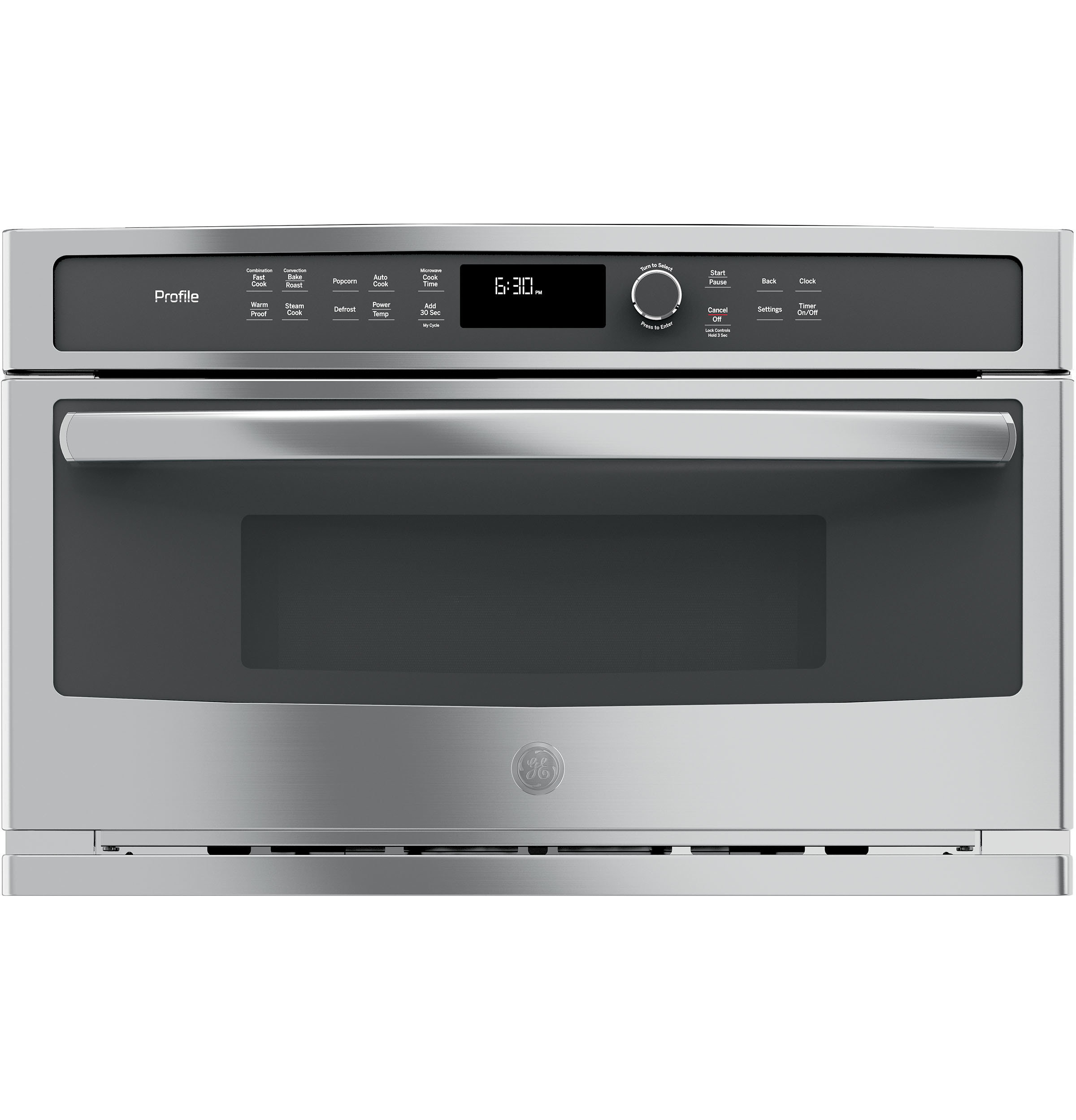 GE Profile Built-In Convection Microwave BMT0000080386