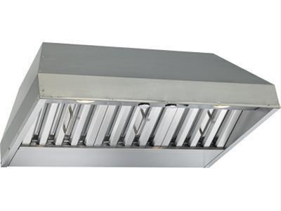 """Coperto Stainless Steel 34-3/8"""" Built-In Range Hood BMT0000082585"""
