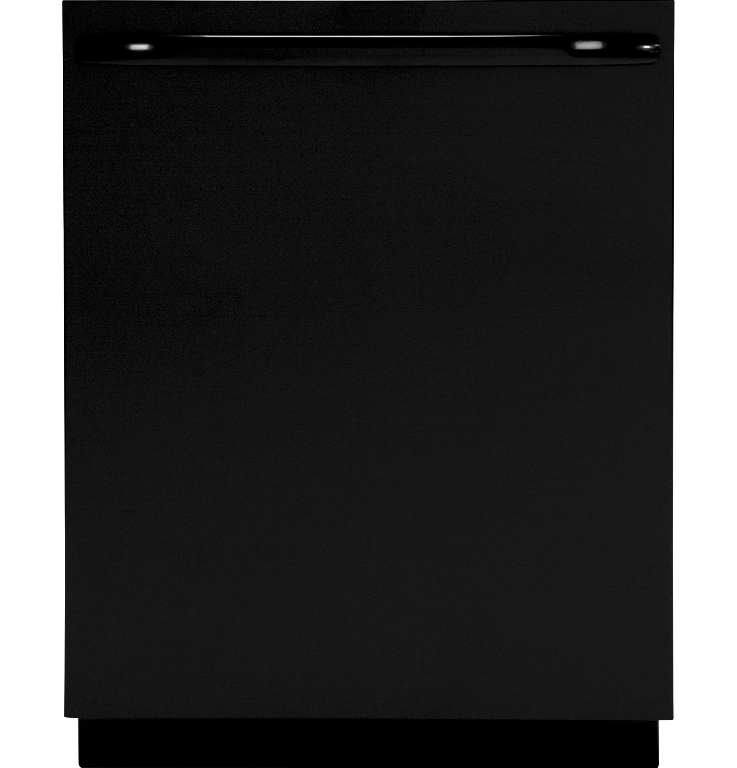 Black Built-In Hidden Control Dishwasher BMT0000085039