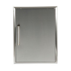 "17""x24"" Stainless Steel Single Access Door CON0000032833"