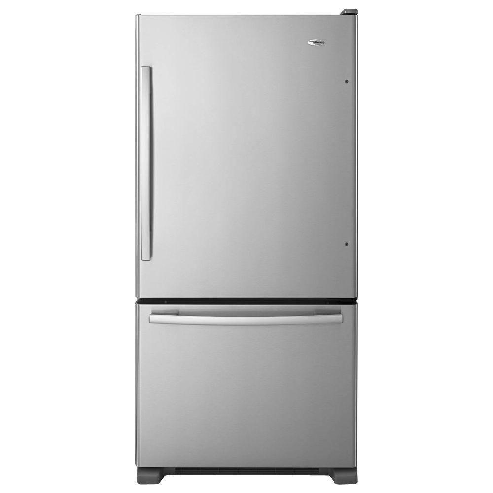 22CF Stainless Steel Bottom Freezer Refrigerator CON0000035770