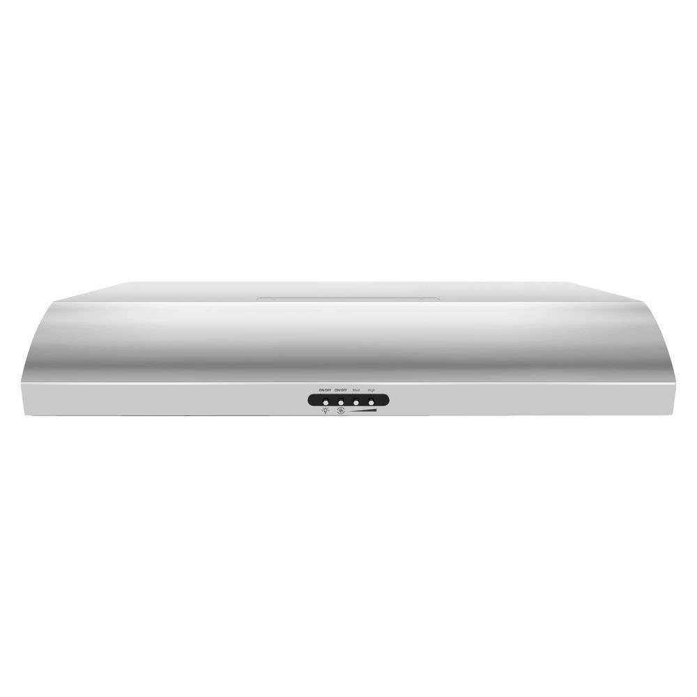 "30"" Stainless Steel Convertible Range Hood CON0000039859"