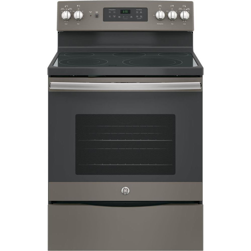 Free-Standing Slate Electric Convection Range TEM0000095681