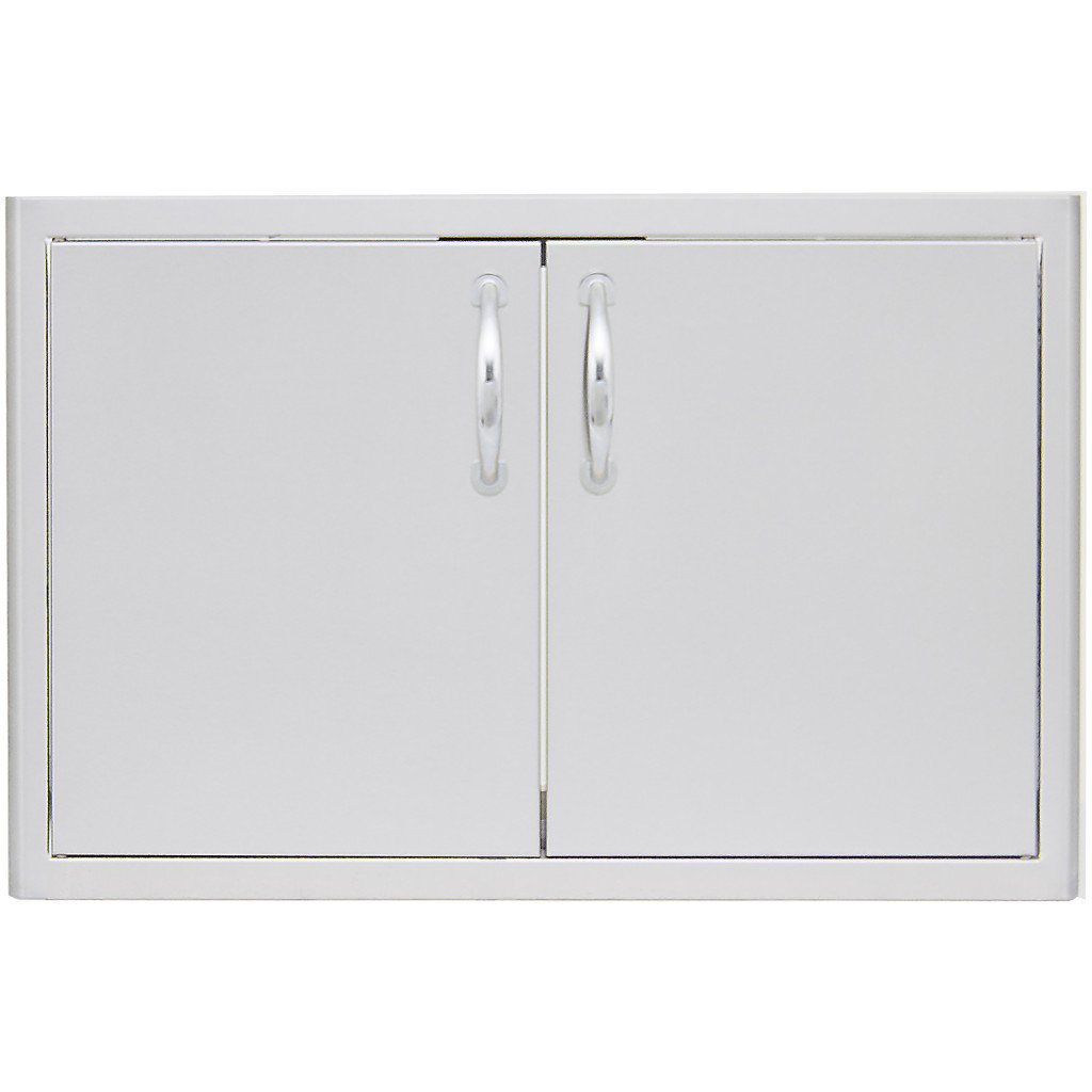 "25"" Stainless Steel Double Access Door TEM0000103244"