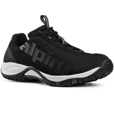 Alpina EWL TT fekete nordic walking cipő