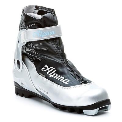 Alpina EVE T20  Plus ezüst combi sífutó cipő