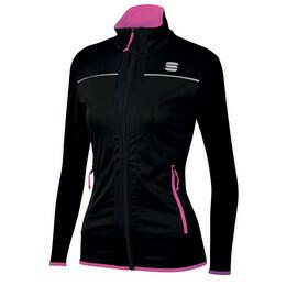 Sportful Engadin softshell sífutó kabát fekete női