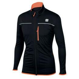 Sportful Engadin softshell sífutó kabát fekete ffi