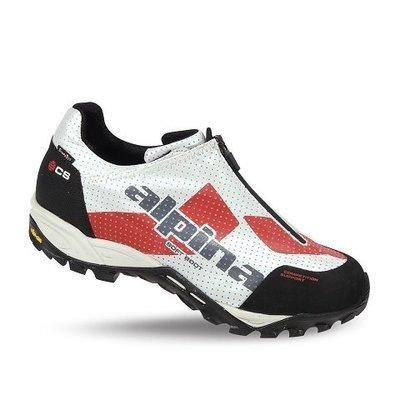 Alpina CSCL piros nordic walking cipő