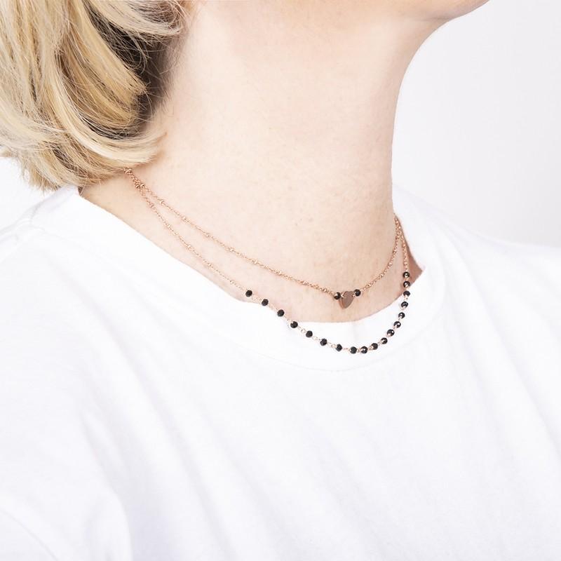 Collana Gloria di 20 Celesti Bijoux
