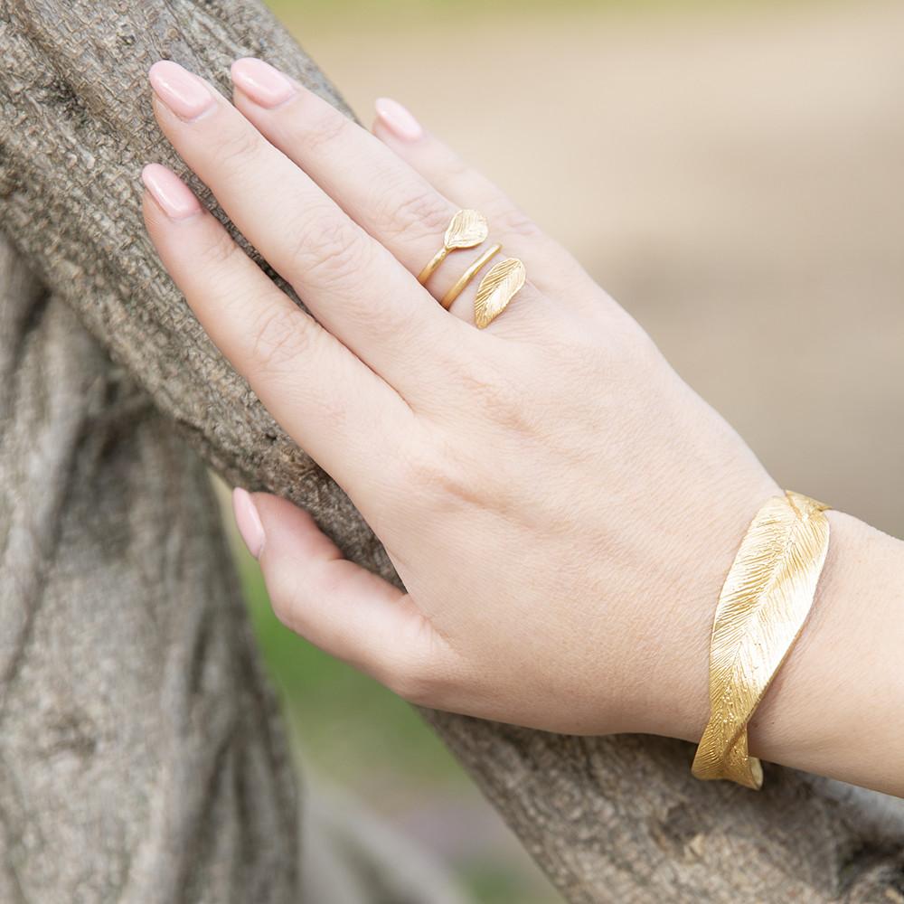 Anello Abbraccio - Giulia Barela Jewelry