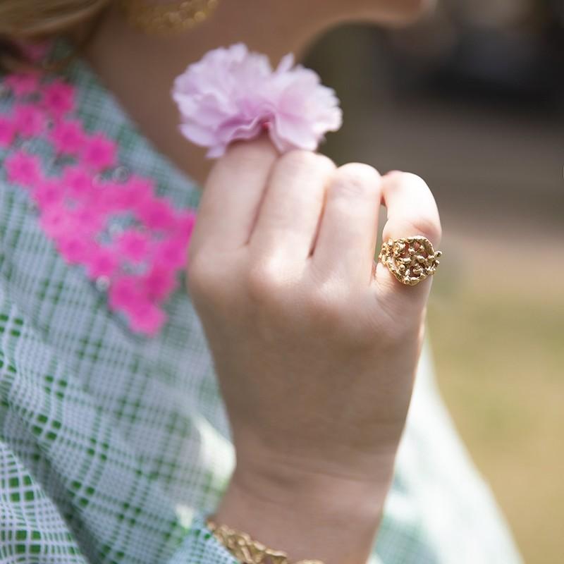 Chevalier Segno Pebbles - Giulia Barela Jewelry