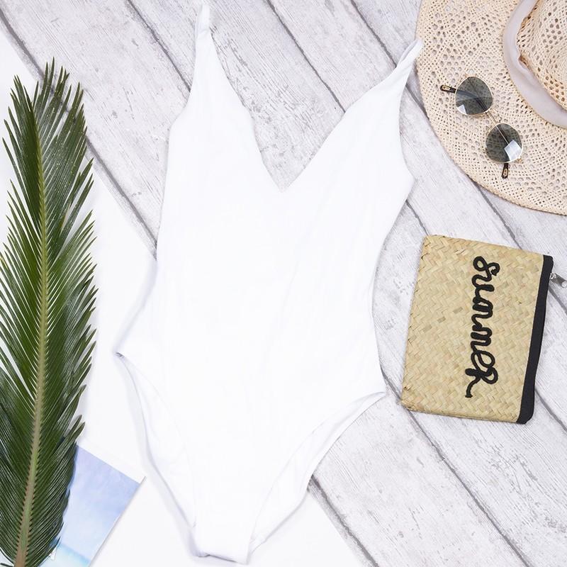 Costume Intero Bianco - Costumi e Caffè