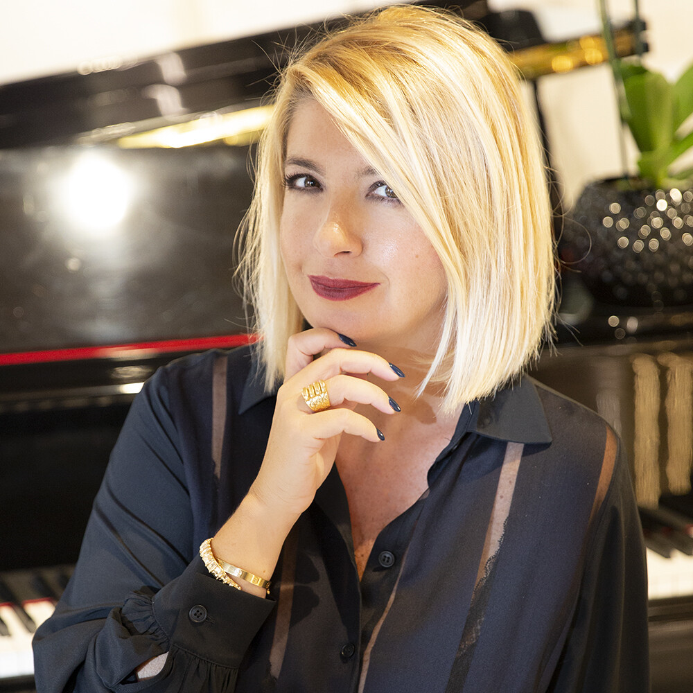 Anello SKIN - Giulia Barela Jewelry